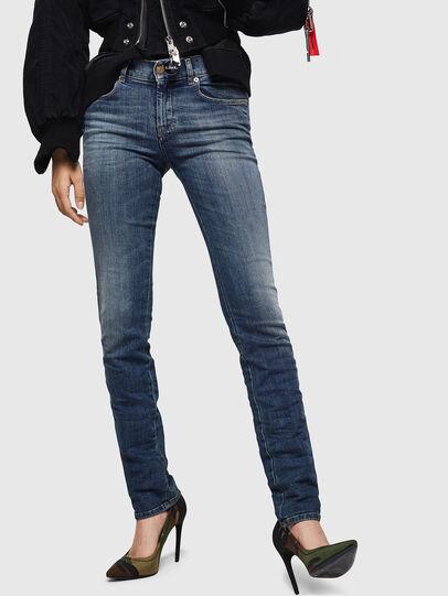 Diesel - Sandy 069GA, Bleu moyen - Jeans - Image 1