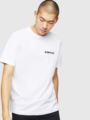 T-JUST-B31, Blanc - T-Shirts