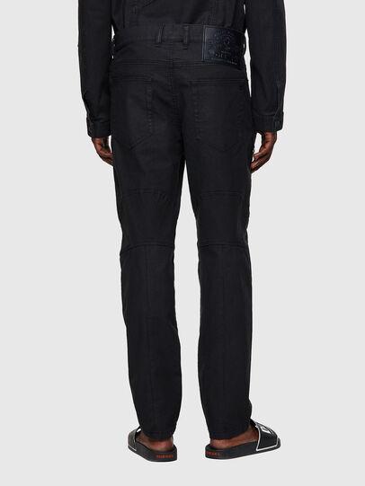 Diesel - D-VIDER JoggJeans® 0DDAX, Noir/Gris foncé - Jeans - Image 2