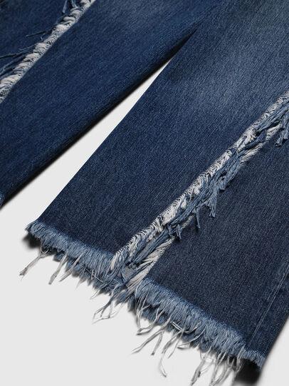 Diesel - D-IZZIER-F-J, Bleu moyen - Jeans - Image 4