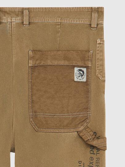 Diesel - P-TRENT, Marron Clair - Pantalons - Image 4