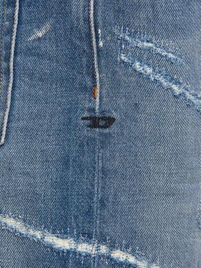 Diesel - D-Reggy 0097B, Bleu moyen - Jeans - Image 4