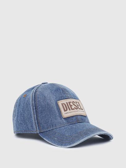 Diesel - C-DEN, Bleu - Chapeaux - Image 1