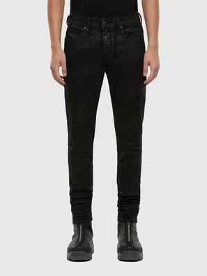 D-Istort 069QU, Noir/Gris foncé - Jeans