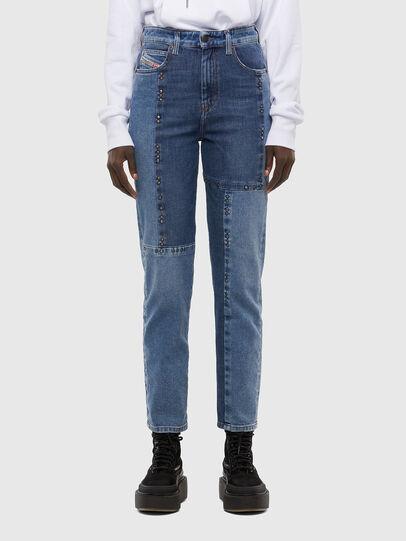Diesel - D-Eiselle JoggJeans 009KP, Bleu Clair - Jeans - Image 1