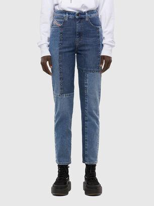 D-Eiselle JoggJeans 009KP, Bleu Clair - Jeans