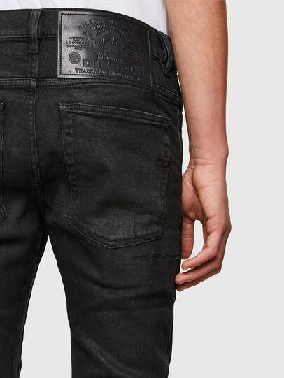 Diesel - D-Amny 009PZ, Noir/Gris foncé - Jeans - Image 4