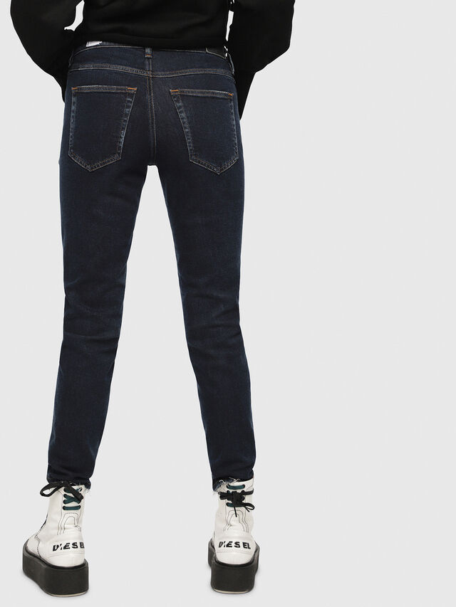Diesel - Babhila 084YD, Bleu Foncé - Jeans - Image 2