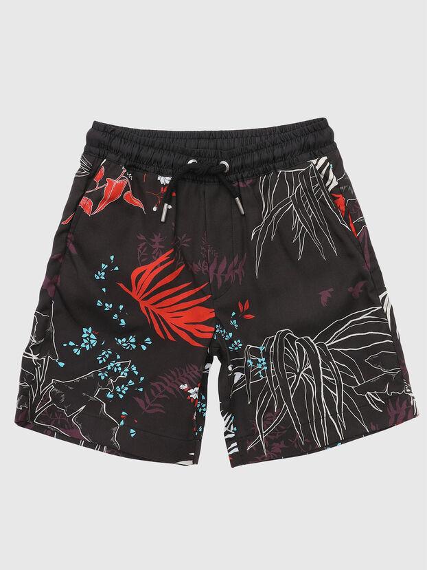 PNOTERY, Noir - Shorts