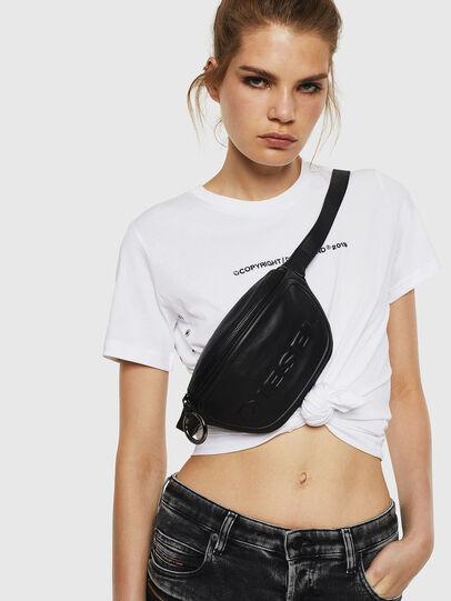 Diesel - ADRIA, Noir - Sacs ceinture - Image 6