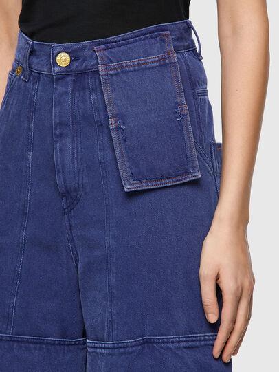 Diesel - D-Luite 0EEAX, Bleu moyen - Jeans - Image 5