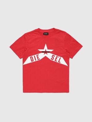 TDIEGOA7, Rouge - T-shirts et Hauts