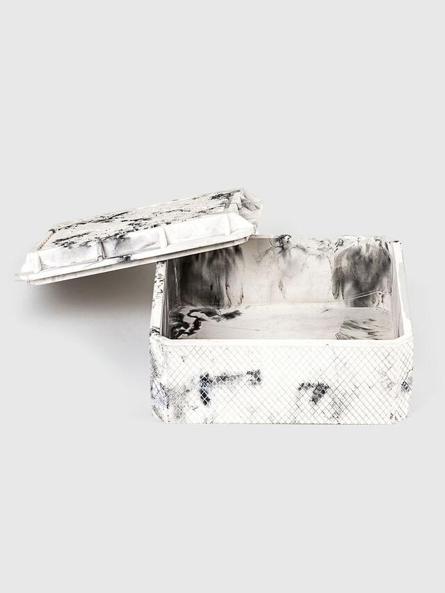 Diesel - 11070  WORK IS OVER, Blanc - Accessoires de Maison - Image 4
