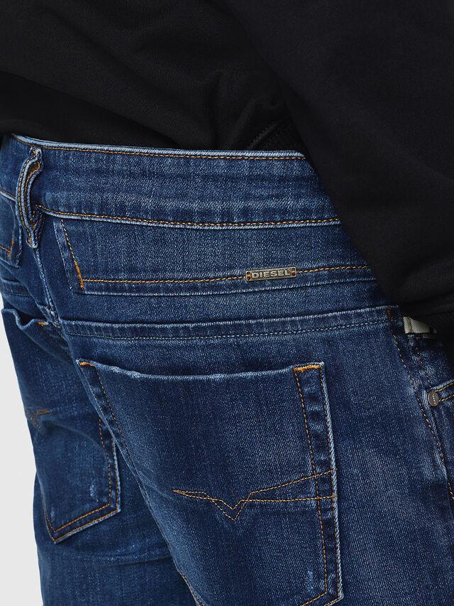 Diesel - D-Bazer 083AZ, Bleu moyen - Jeans - Image 4