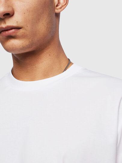 Diesel - T-GLASSY, Blanc - T-Shirts - Image 3