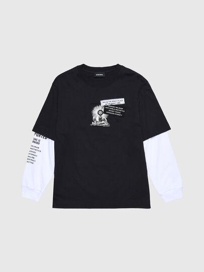Diesel - TSHOOTYA OVER,  - T-shirts et Hauts - Image 1