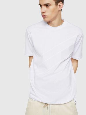 T-ALEKSEY, Blanc - T-Shirts