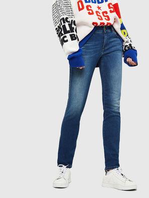 Sandy 086AL, Bleu moyen - Jeans