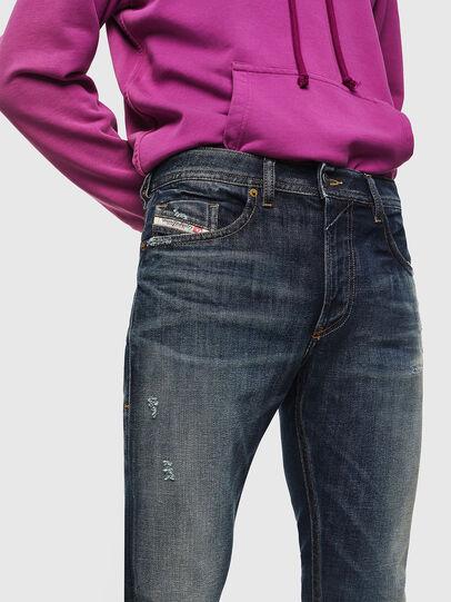 Diesel - Thommer 0096U, Bleu Foncé - Jeans - Image 3