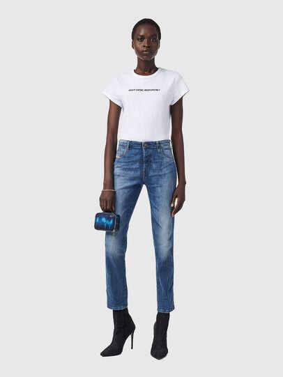 Diesel - Babhila Z09PK, Bleu moyen - Jeans - Image 5