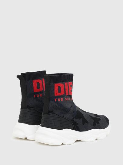 Diesel - S-SERENDIPITY SO MID, Noir/Rouge - Footwear - Image 3