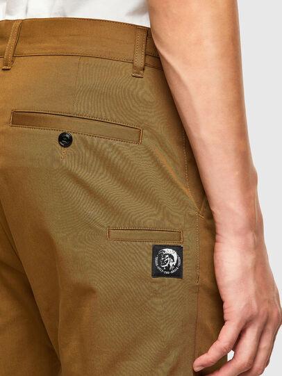 Diesel - P-JAX, Marron - Pantalons - Image 4
