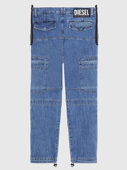 Diesel - D-Luks 009CL, Bleu Clair - Jeans - Image 2