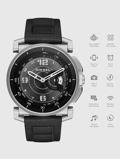 Diesel - DT1000, Noir - Smartwatches - Image 1