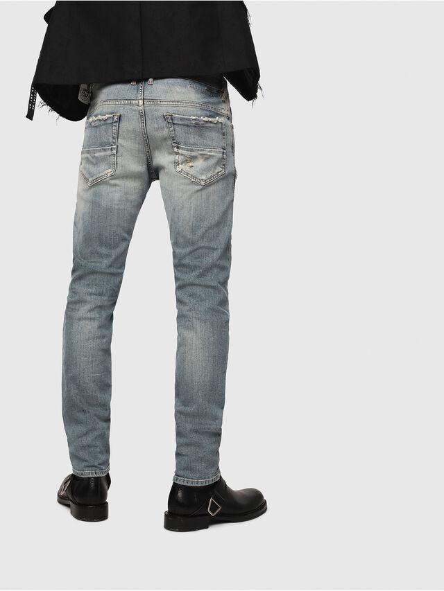 Diesel - Thommer 081AU, Bleu moyen - Jeans - Image 2