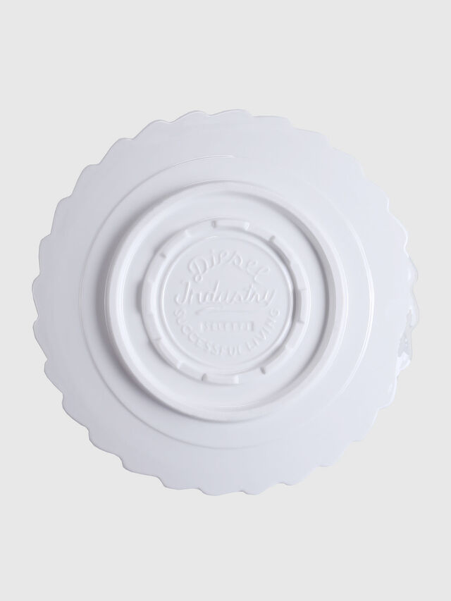 Diesel - 10992 MACHINE COLLEC, Blanc - Assiettes - Image 2