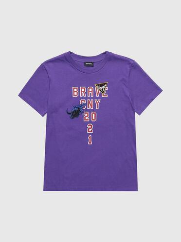 T-shirt brodé Nouvel an chinois