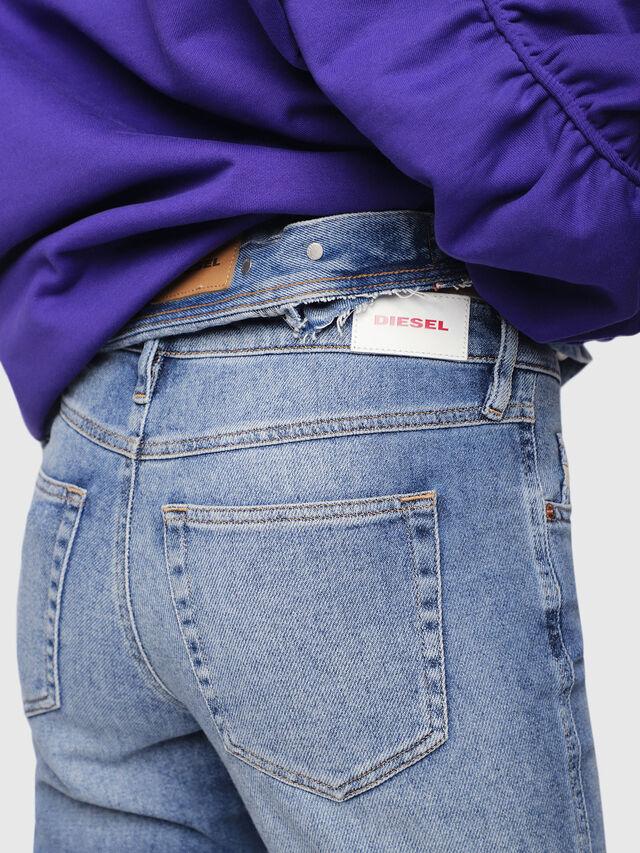 Diesel Babhila 084PR, Bleu Clair - Jeans - Image 3