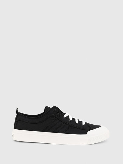 Diesel - S-ASTICO LOW LACE, Noir - Baskets - Image 1