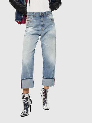 D-Reggy 0098V, Bleu Clair - Jeans