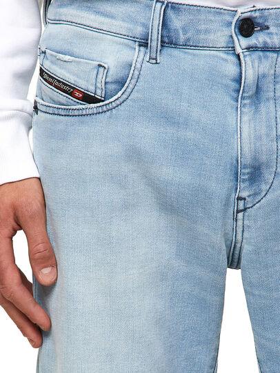 Diesel - D-Strukt JoggJeans® Z69VL, Bleu Clair - Jeans - Image 3