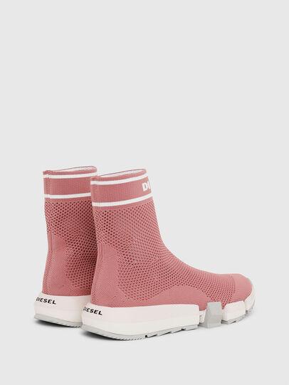 Diesel - H-PADOLA NET W, Rose - Sneaker - Image 3