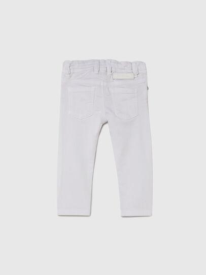 Diesel - SLEENKER-B JOGGJEANS-N, Blanc - Jeans - Image 2