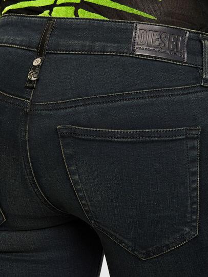 Diesel - Slandy 009QG, Bleu Foncé - Jeans - Image 4