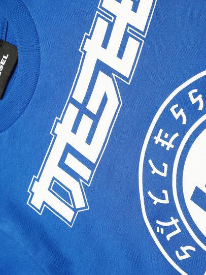 Diesel - TUCOB-R, Bleu - T-shirts et Hauts - Image 3