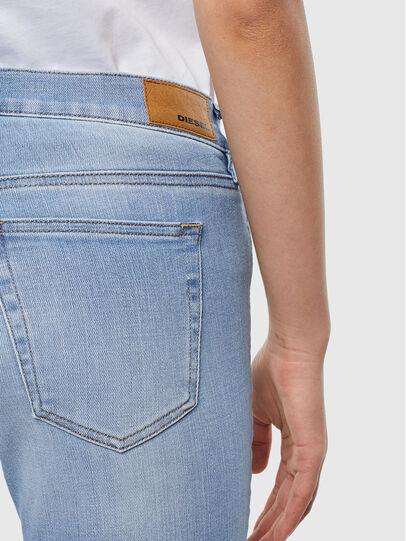 Diesel - D-Ebbey 0095D, Bleu Clair - Jeans - Image 5