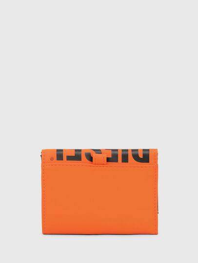 Diesel - YOSHINO LOOP, Orange - Petits Portefeuilles - Image 2