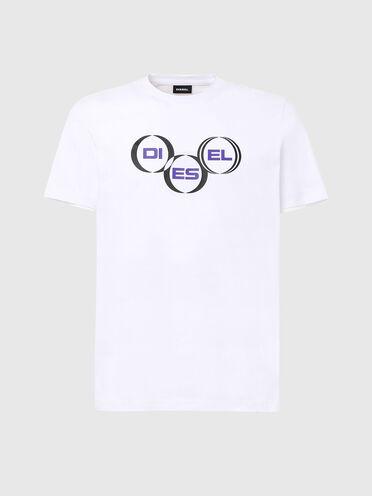 T-shirt avec logo imprimé