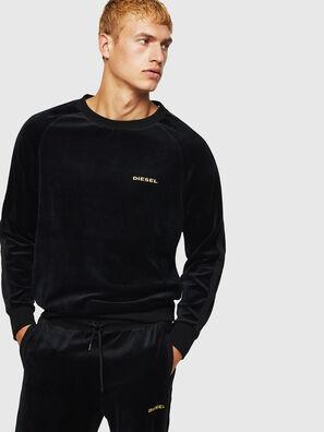 UMLT-MAX, Noir - Pull Cotton