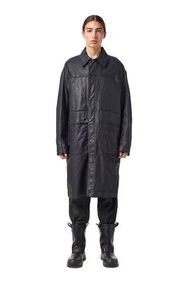 Trench-coat avec gilet matelassé
