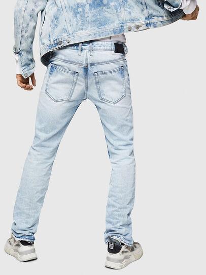 Diesel - D-Ligenz 0078C, Bleu Clair - Jeans - Image 2