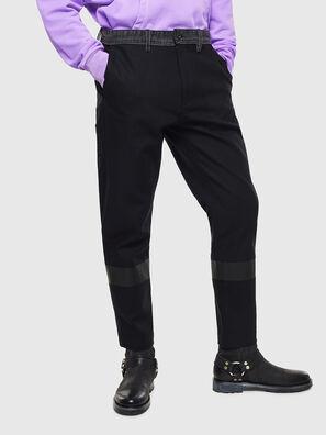 P-KAPP, Noir - Pantalons