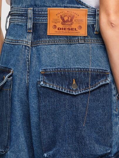 Diesel - DE-AMETHY, Bleu moyen - Pantalons - Image 3