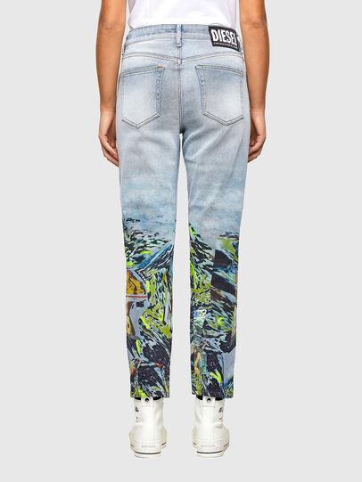 Diesel - D-Joy 009IZ, Bleu Clair - Jeans - Image 2