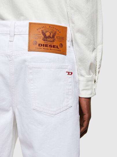 Diesel - D-STRUKT-SHORT, Blanc - Shorts - Image 4