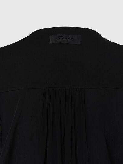 Diesel - D-EVEN-A, Noir - Robes - Image 5